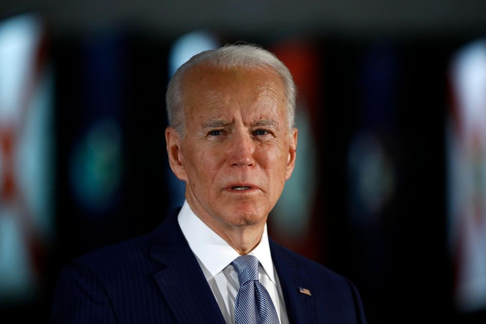 Biden decries 'xenophobia' of 'Chinese virus,' forgets colleges prioritize certain races in admissions